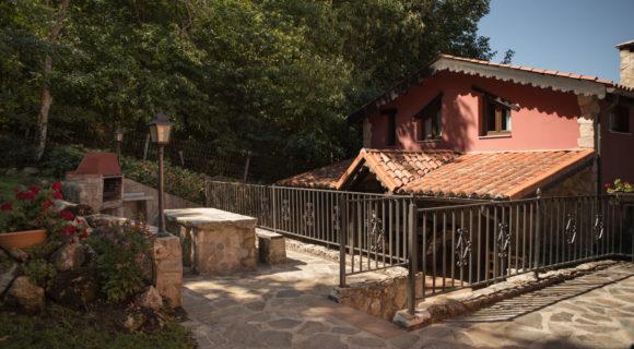 Casas rurales El Rincon de Castilla-159