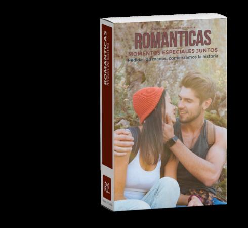 PAQUETE ROMANTICAS